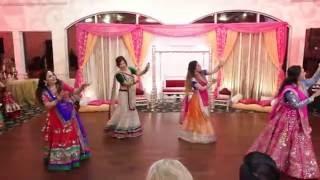 sangeet performance 2016 ladies (DESI JACKSON DANCE ACADEMY)