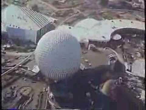 Epcot Center 1982 Preview Video