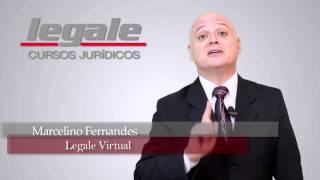 Professor Marcelino Fernandes - Legale Virtual em 2013 !!!