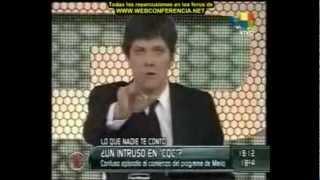 Jorge Rial mintiendo en Intrusos- Se piso solo- lo desenmascaramos