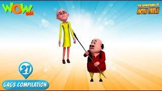 Motu Patlu - Funny Gags #21 - 1 hour episodes!