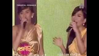 Sarah Geronimo, Rachelle Ann Go 'When You Believe' duet