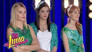 Las chicas y los chicos cantan Valiente - Momento Musical (con letra) - Soy Luna
