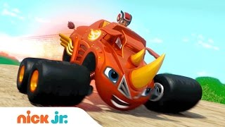 'Blaze Wild Wheels' Special Premieres Memorial Day! | Blaze and the Monster Machines | Nick Jr.