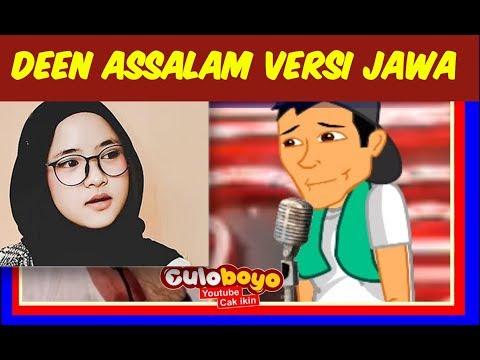 Xxx Mp4 DEEN ASSALAM Versi BOSO JOWO Nissa Sabyan Sabyan Cover Culoboyo 3gp Sex