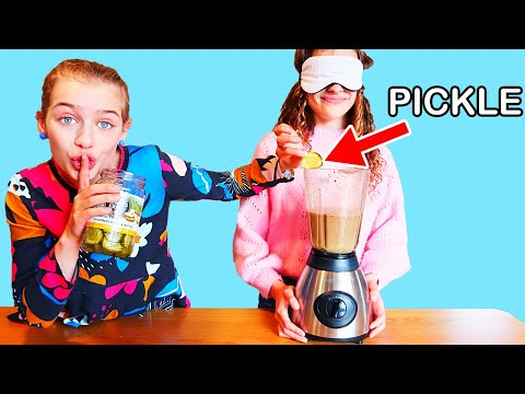 SOCKIE CHEATED & NO ONE KNEW in BLINDFOLD MILKSHAKE Challenge By The Norris Nuts