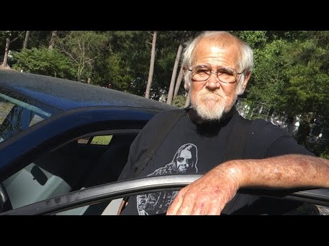 ANGRY GRANDPA'S NEW CAR!!