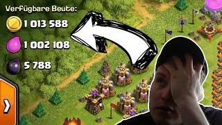 2 MIO LOOT IN TITAN! || CLASH OF CLANS || Let's Play CoC [Deutsch/German HD+]