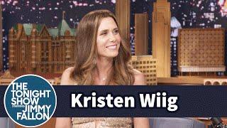 Jimmy Interviews JoJo from The Bachelorette (Kristen Wiig)