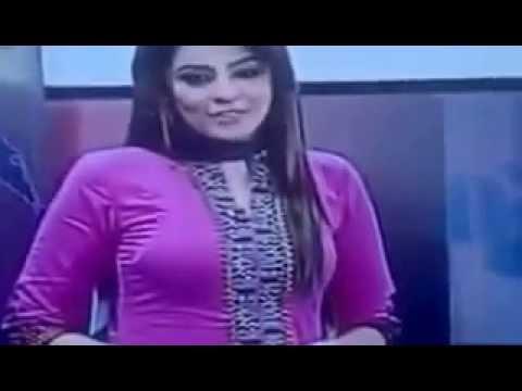 Pakistani News Caster Ayesha Sohail Off Camera Scenes   Video Dailymotion