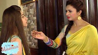 Ye Hai Mohabbatein   Ishita meets Ruhi   20th May 2016 EPISODE