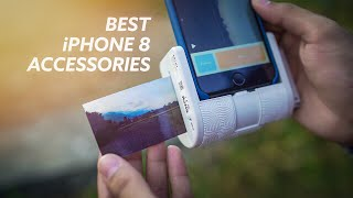 AWESOME ACCESSORIES for your iPhone 8 / 8 Plus