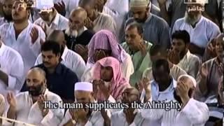 دعاء الليلة 3 من رمضان 1433 للشيخ عبدالرحمن السديس.flv
