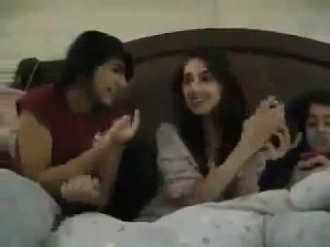 Pakistani Girls Abusing