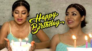 Debina Bonnerjee Celebrates Her Birthday Bengali Style |  Exclusive