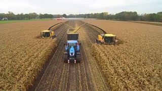 شاحنات والات تستخدم للزراعة والحصد ! بامكانيات قوية