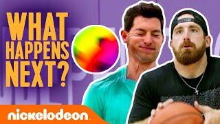 The Dude Perfect Show: Trick Shot & More! 🏀 | What Happens Next Quiz | #TieThePie