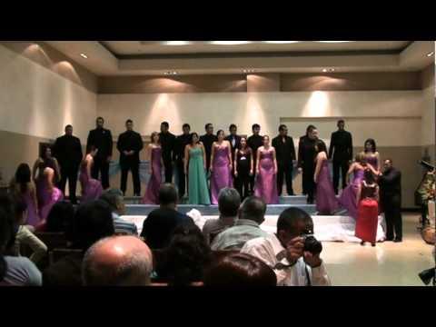 Dama Antañona Quinteto de Metales Bronces Larenses de la Orquesta Sinfonica Juvenil de Lara