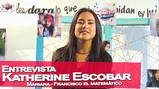 Katherine Escobar Farfan - Mariana en Francisco el Matemático | Impacto Siete - 2017