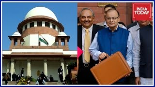 Supreme Court Sees No Merit In Plea Opposing Centre's Budget Date