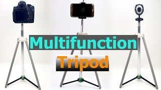 How to Make a Tripod for Smartphone 2 Homemade