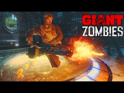 BLACK OPS 3 ZOMBIES DER EISENDRACHE COUNTDOWN THE GIANT DEATH MACHINE GAMEPLAY Zombies DLC