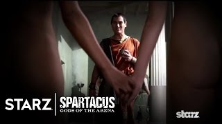 Spartacus: Gods of the Arena | The Slaves | STARZ