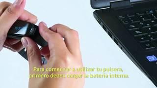 Medida 37 Contrapeso: Pulsera Inteligente Activity Tracker