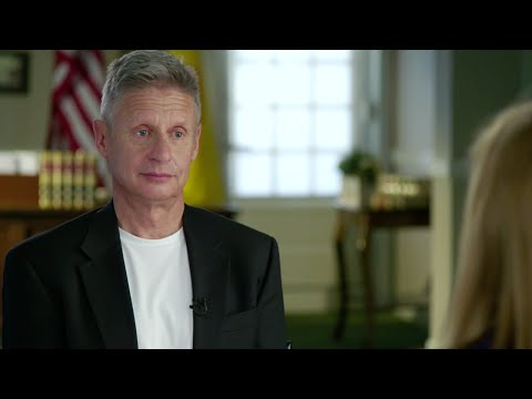Gary Johnson: He's Also Running | Full Frontal with Samantha Bee | TBS