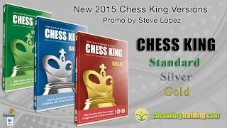 New 2015 Chess King Software Versions (PC & Mac)