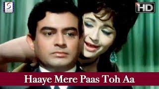 Haaye Mere Paas Toh Aa - Asha Bhosle - Shikar - Dharmendra, Asha Parekh