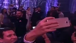 Virat Anushka Dancing Video !! Virushka Reception in Mumbai