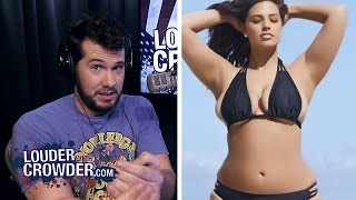 Sports Illustrated Fat Chicks and #SJWs... No Thanks! | Louder With Crowder