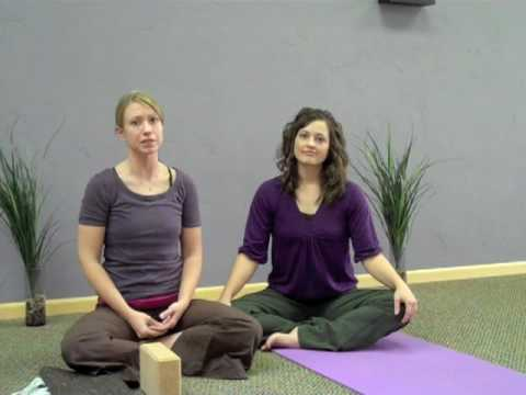 Tension Release Breath for Stress Relief