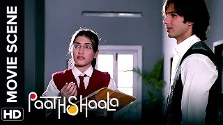 Shahid's first day at school | Paathshaala | Movie Scene