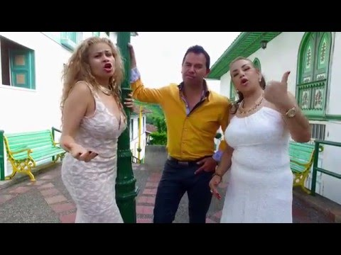 Las Hermanitas Calle ft Jhonny Rivera La Jarretona