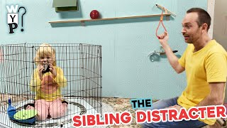 The Sibling Distractor   Joseph's Machines