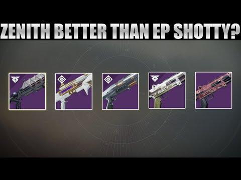 Xxx Mp4 Zenith Of Your Kind Better Than EP Shotgun Shotgun DPS Comparison Correction For Last Video 3gp Sex