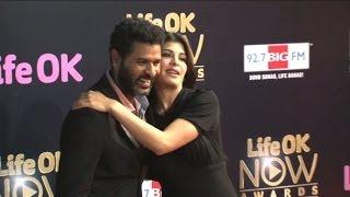 Celebs At Life OK Awards 2014