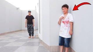 ضربت اخوى محمد طارق!!!!(مقلب)