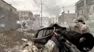 Call Of Duty 4 Modern Warfare - Mision 7 (Jabalí) - Dificultad Veterano