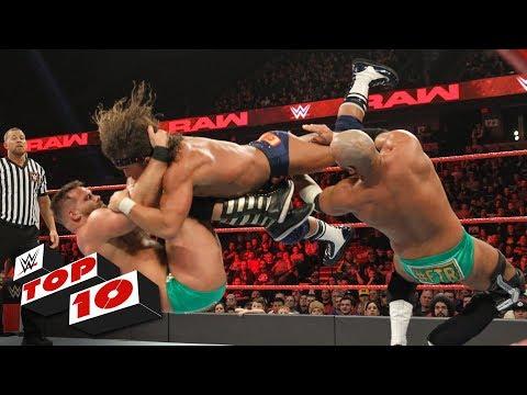 Xxx Mp4 Top 10 Raw Moments WWE Top 10 February 11 2019 3gp Sex