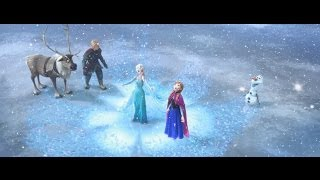 Disney's Frozen Holiday Trailer