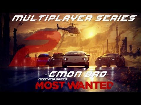 NFS Most Wanted MP#2 - C'mon Bro Part II