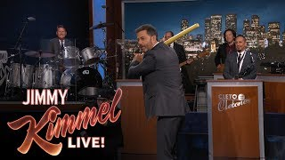 Jimmy Kimmel on Boston Red Sox Cheating Scandal