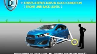 K53 Exterior Inspection | DriveCo Driving School Cape Town