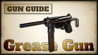 Grease Gun Stats & Best Class Setups | CoD WW2 Gun Guide #4