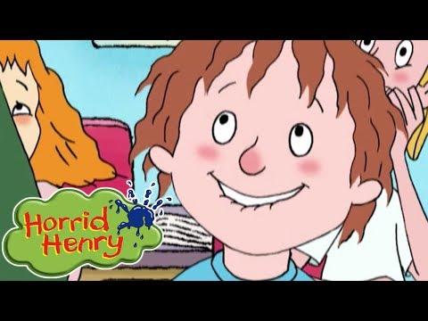 Horrid Henry Horrible Homework Cartoons For Children Horrid Henry Episodes HFFE