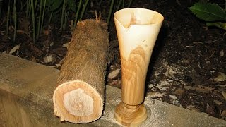 Turning a Vase - Challenge Tree 2016