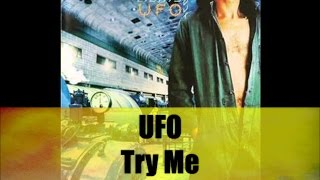 Ufo - Try Me